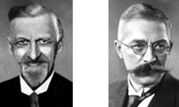 Albert Kniepf and Alfred Witte